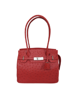 The 951 Handbag in Red